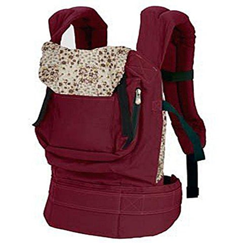 AKAUFENG Breathable Baby Carryier Baby Bond Red