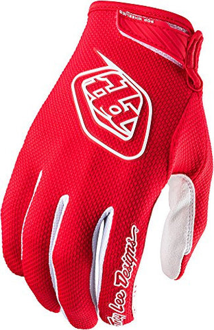 2017 Troy Lee Designs Youth Air Gloves-Red-YL