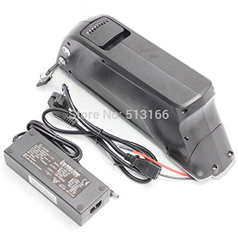 24V 13.2AH Electric Bike Battery Down Tube Li-ion Polymer Battery use 3.7V 2.2AH For 5C ICR18650 22P Cell Battery