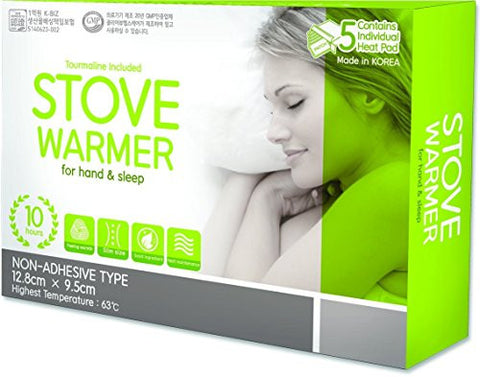 5 Pack Hand & Sleep Warmer