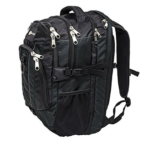 Portal Engineer Backpack 28L Capacity Dual Cushioned Laptop & Tablet Compartments