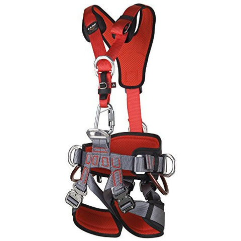 CAMP GT ANSI Fullbody Climbing Harness Size 2 Large to XXL ANSI Certified