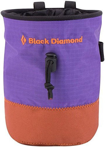 Black Diamond Mojo Repo Chalk Bag - Purple Medium/Large by Black Diamond
