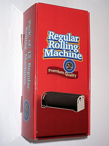 12 X Premium Quality Regular Cigarette Rolling Machines Bulk Purchase Boxed New