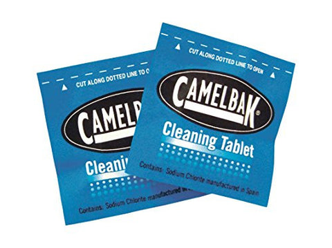CamelBak 90601 Cleaning Tablets, Blue
