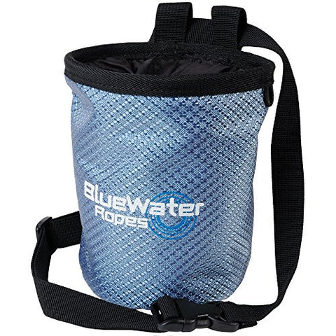 BlueWater Ropes Spark Chalk Bag - Blue