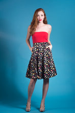Market to Market Skirt in Martini Time Print