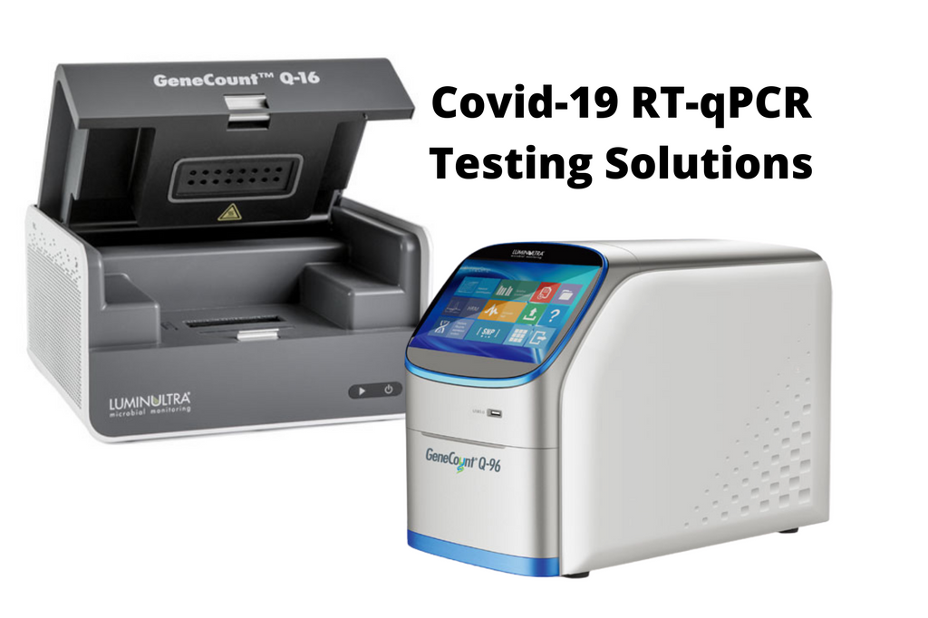 Introducing the Covid-19 RT-qPCR Testing Solutions