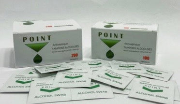 Alcohol Swab, 4000pcs/case