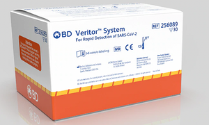 BD Veritor System for Rapid Detection of SARS-CoV-2