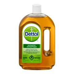 DETTOL Anti-Septic Cleaner and Disinfectant 1L