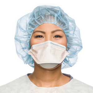 FluidShield N95 Particulate Filter Respirator and Surgical Mask, 35/box