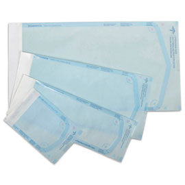 Class 4 Sterilization Pouch 2.25''X5'' (Case Order Only)