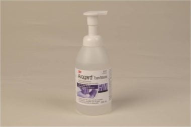 AVAGARD FOAM 70% ALCOHOL INSTANT HAND SANITIZER 500ML PUMP BOTTLE