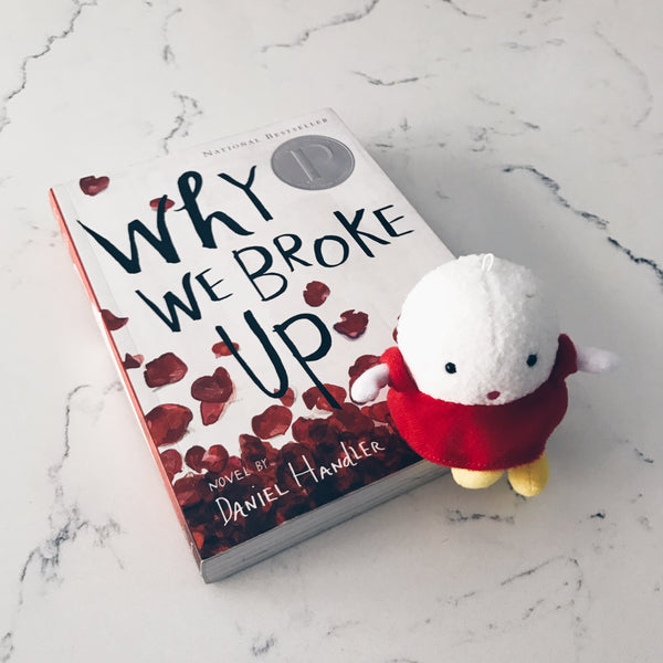 Why We Broke Up - Book Review