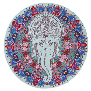 India Elephant Tapestry Various designs - Zen Worlds