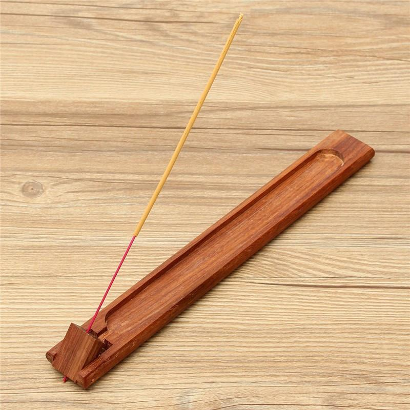 Rosewood Rhizome Incense Burner - Zen Worlds