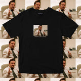 the office david brent t shirt funny festival