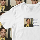 DWIGHT - The Office t-shirt