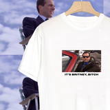 Michael Scott The Office US T Shirt It's Britney Funny