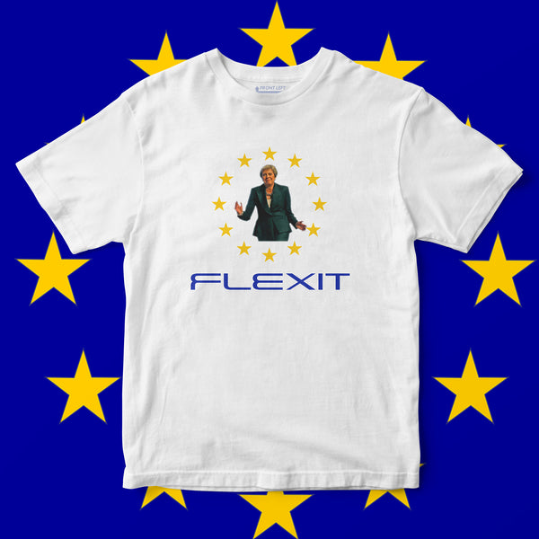 FLEXIT - Your Brexit Summer Flex t-shirt