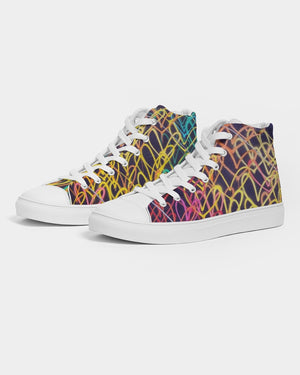 JellyJaws. I Heart You - Women's Hightop Sneakers