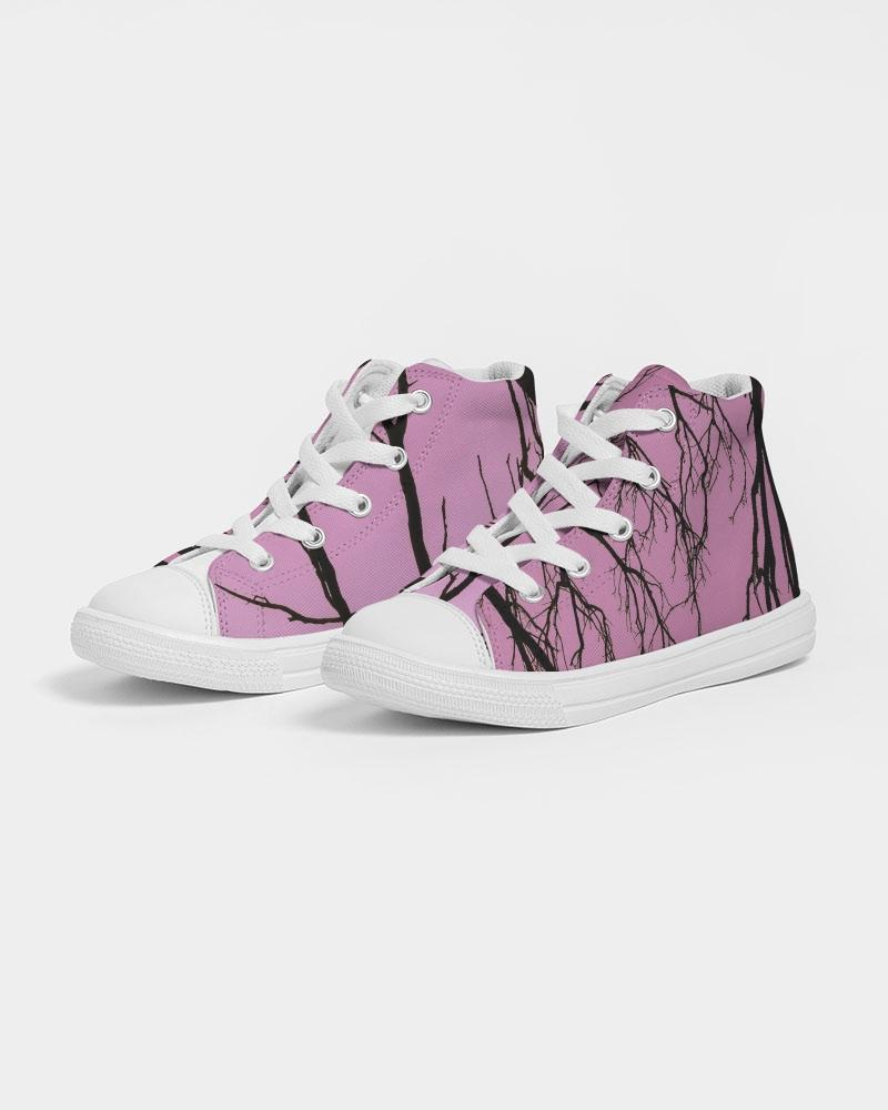 JellyJaws. Dusk - Women's Hightop Sneakers