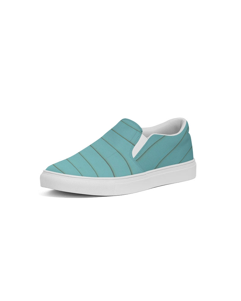 Men's slip-on canvas shoe
