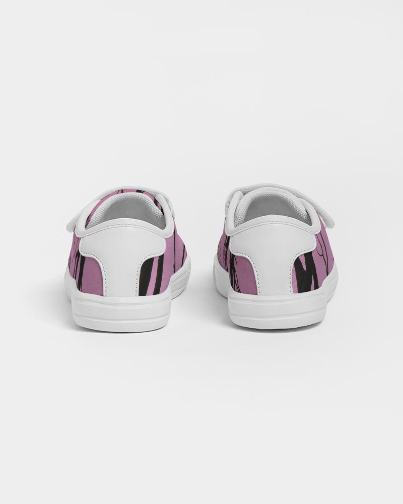 JellyJaws. Kid's Velcro Sneakers