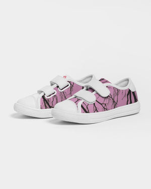 JellyJaws. Dusk - Kid's Velcro Sneakers