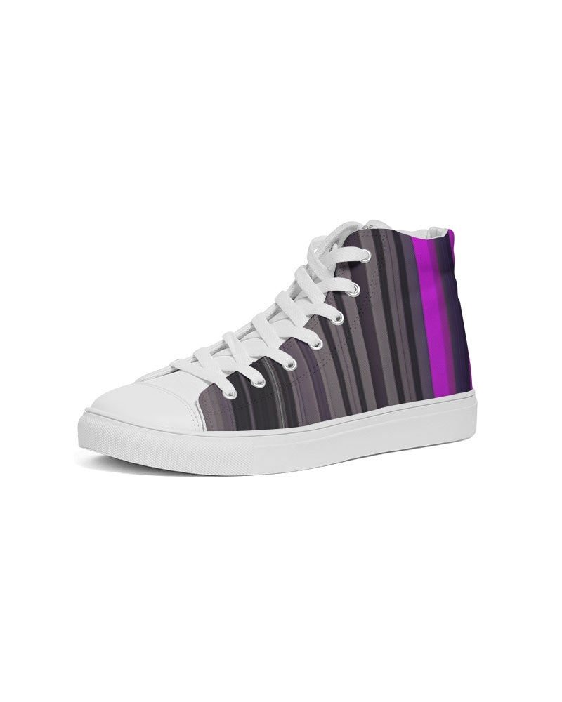 JellyJaws. Ultraviolet - Women's Hightop Sneakers