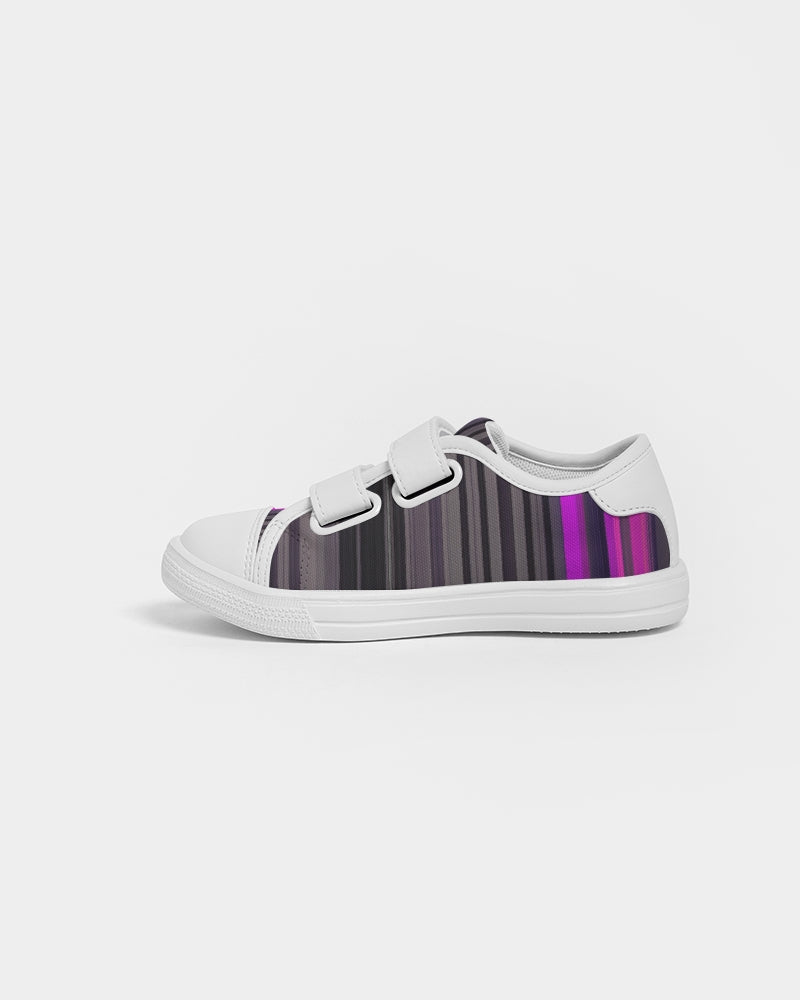 Jellyjaws. UltraViolet - Unisex Kids velcro Trainers
