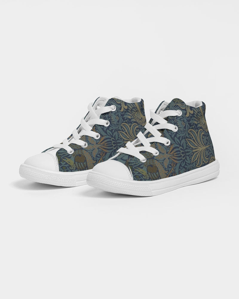 JellyJaws. East - Unisex Kid's Hightop Sneakers