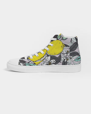 JellyJaws. Citrus - Women's Hightop Sneakers