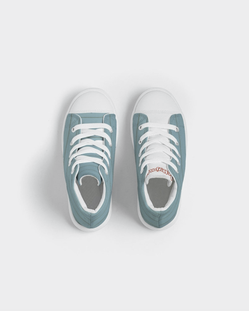 Jellyjaws. Kids High top sneakers