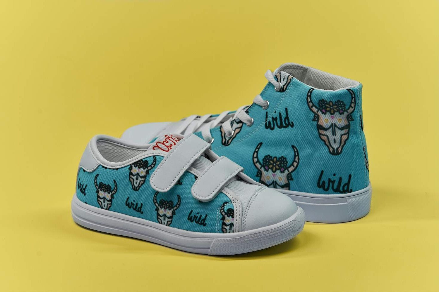 Jellyjaws. Wild - Mommy & Me Sneakers set