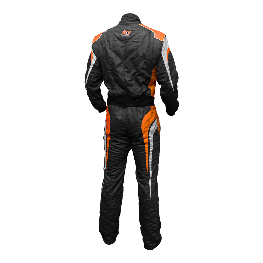 GT Suit Orange Rear