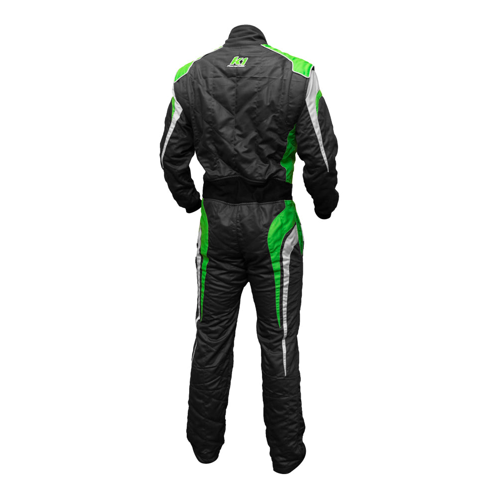 GT Suit Green Rear