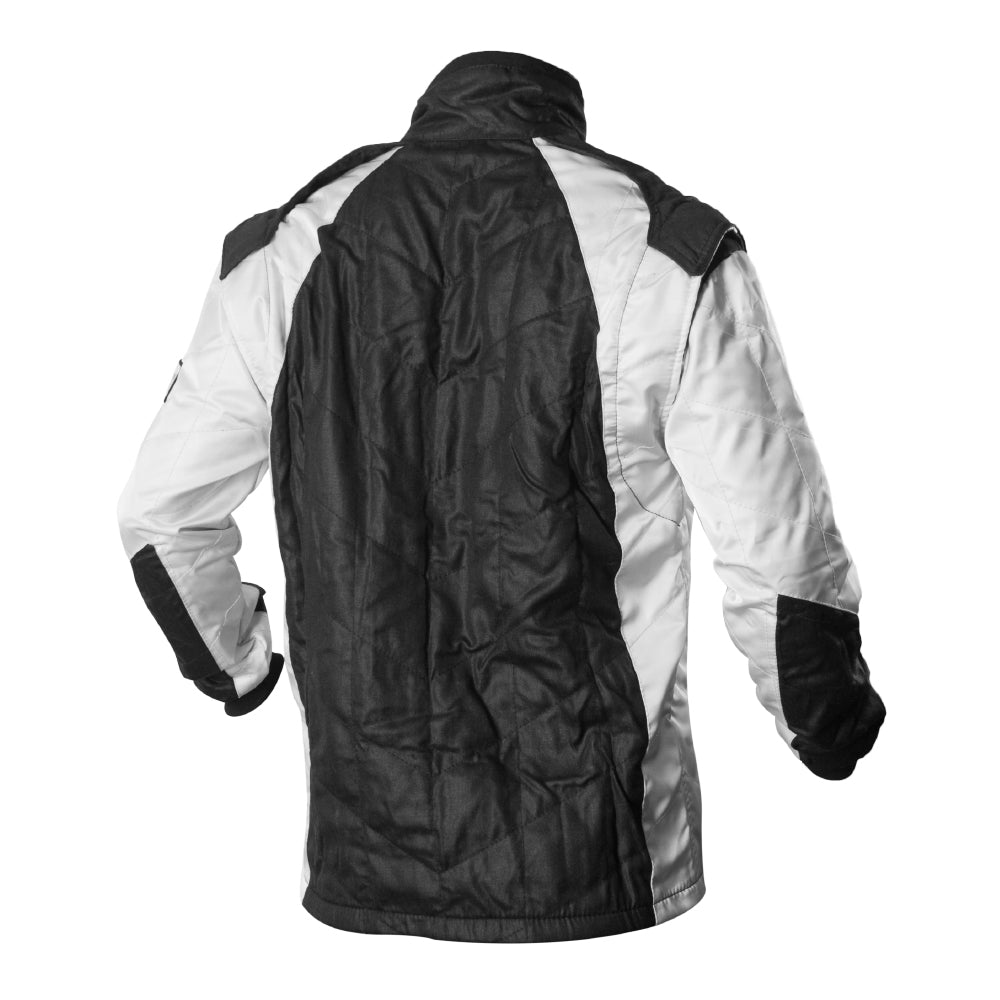 Grid Jacket Rear