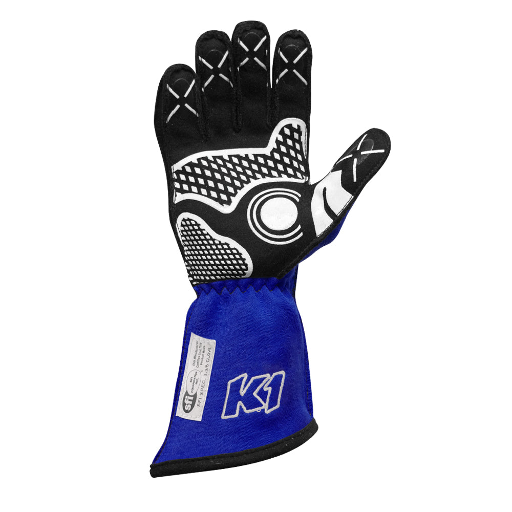 Champ Glove Blue Palm