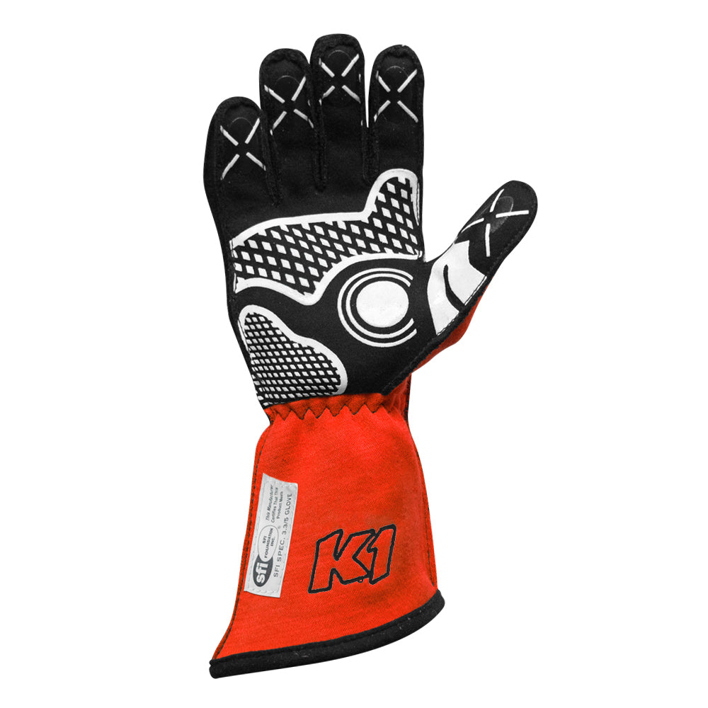 Champ Glove FLO Red Palm
