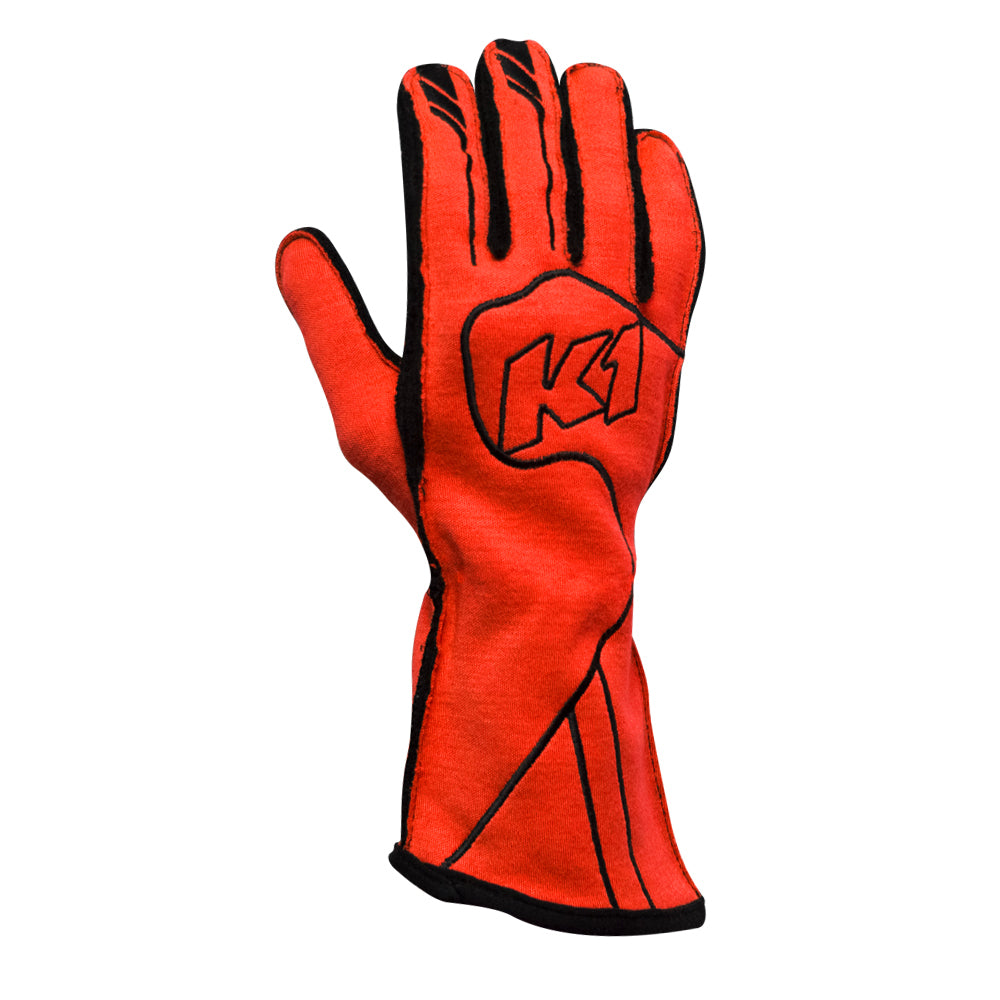 Champ Glove FLO Red