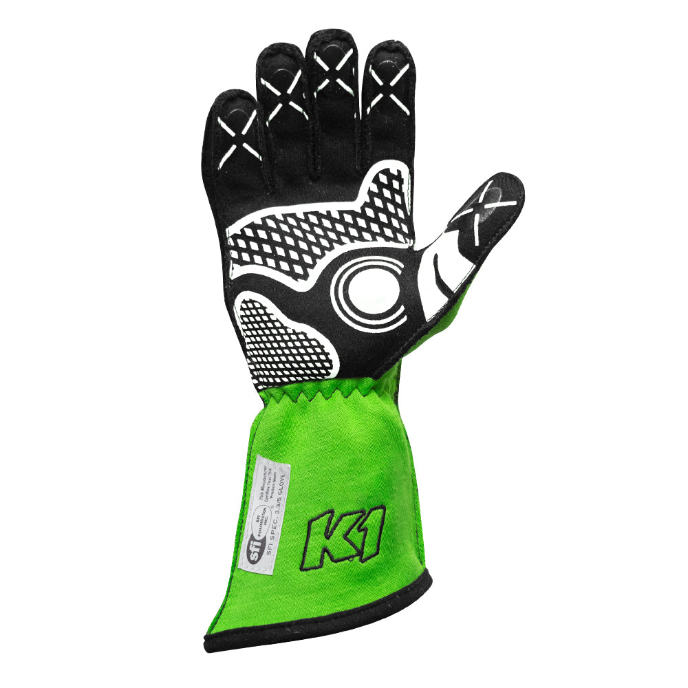 Champ Glove FLO Green Palm