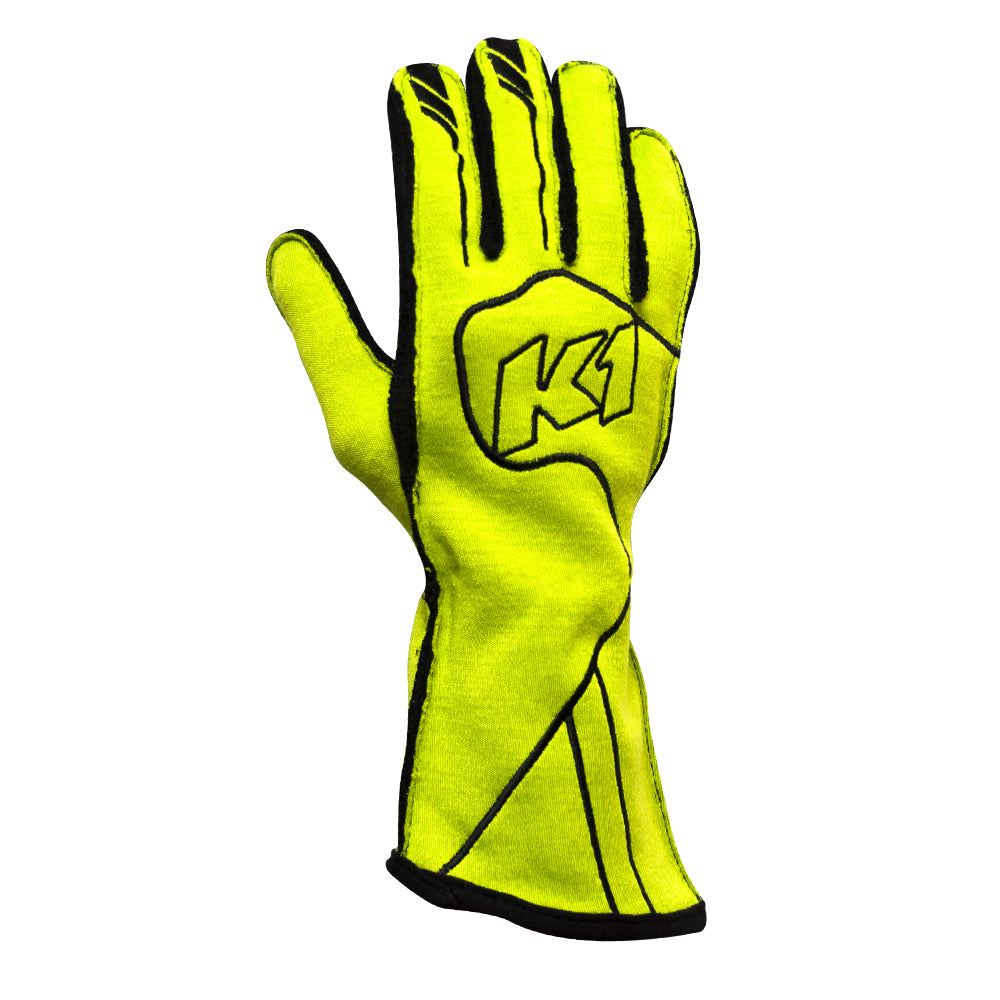 Champ Glove FLO Yellow