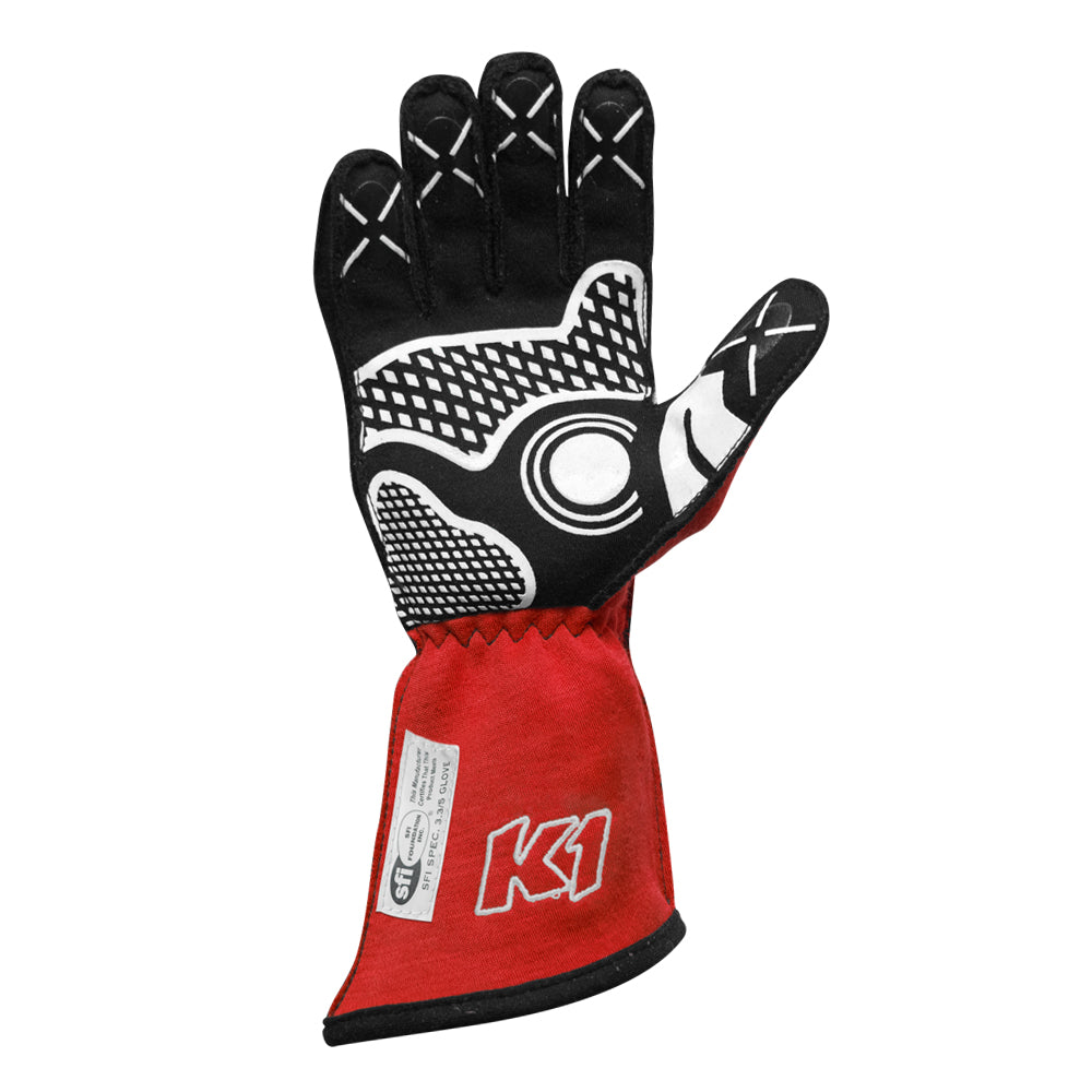Champ Glove Red Palm