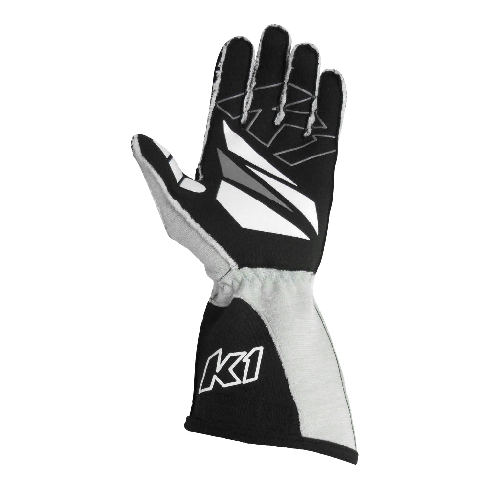 GT1 Glove Black Palm