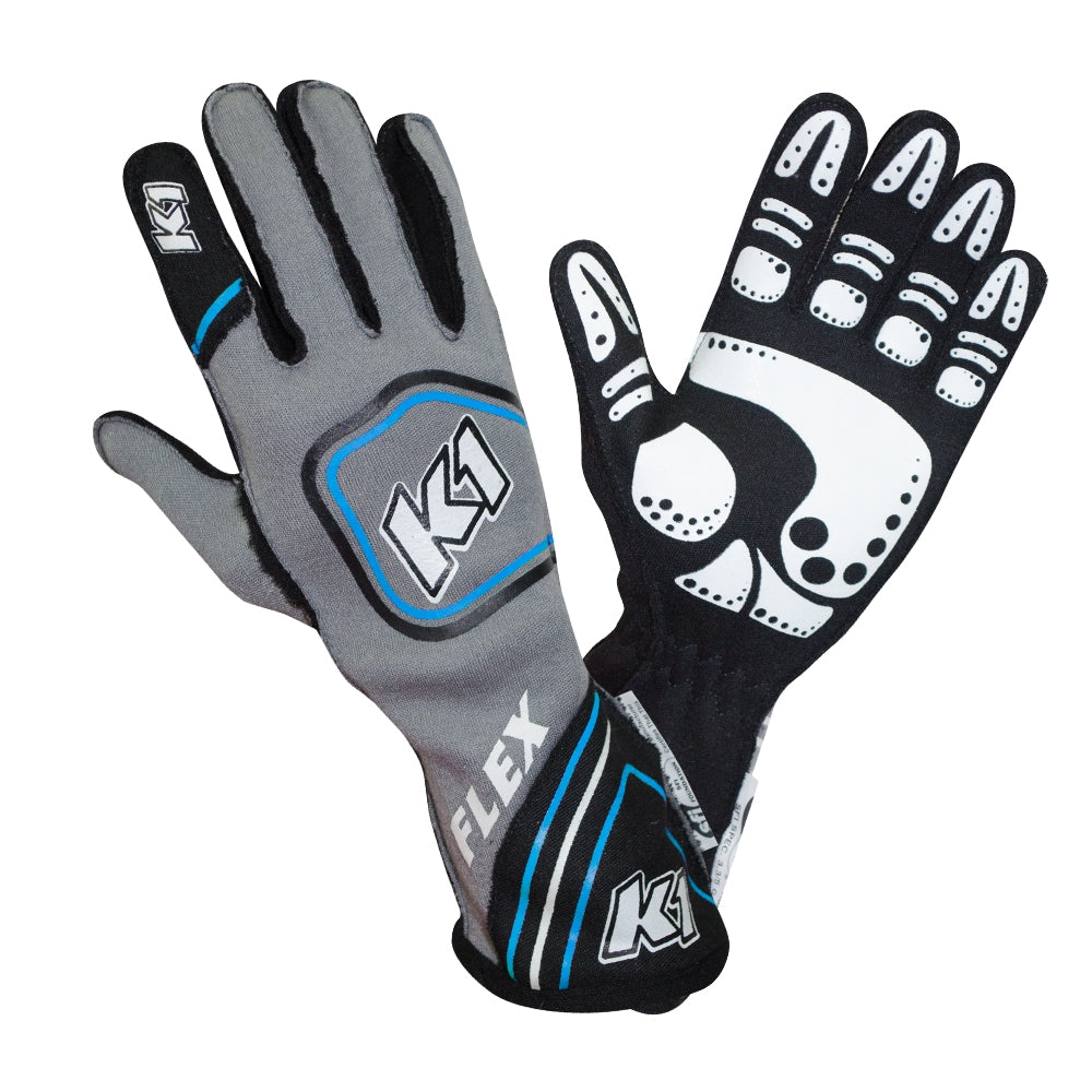 Flex Glove Flo Blue