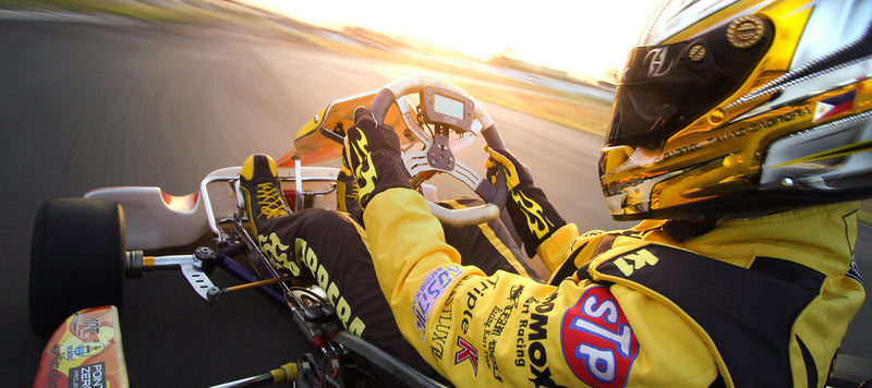 Auto Racing and Kart Racing Safety Gear  Suits, Gloves, Shoes