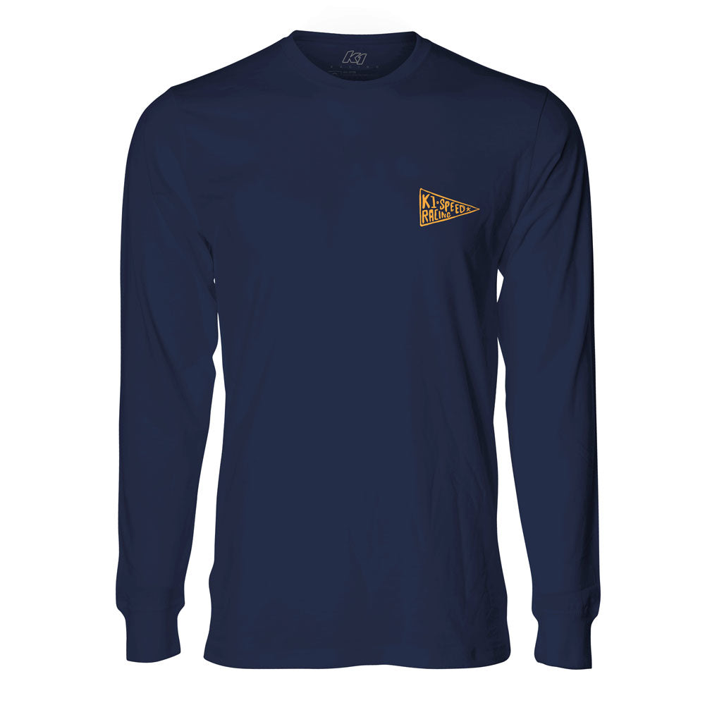 Penant Long Sleeve Shirt Front