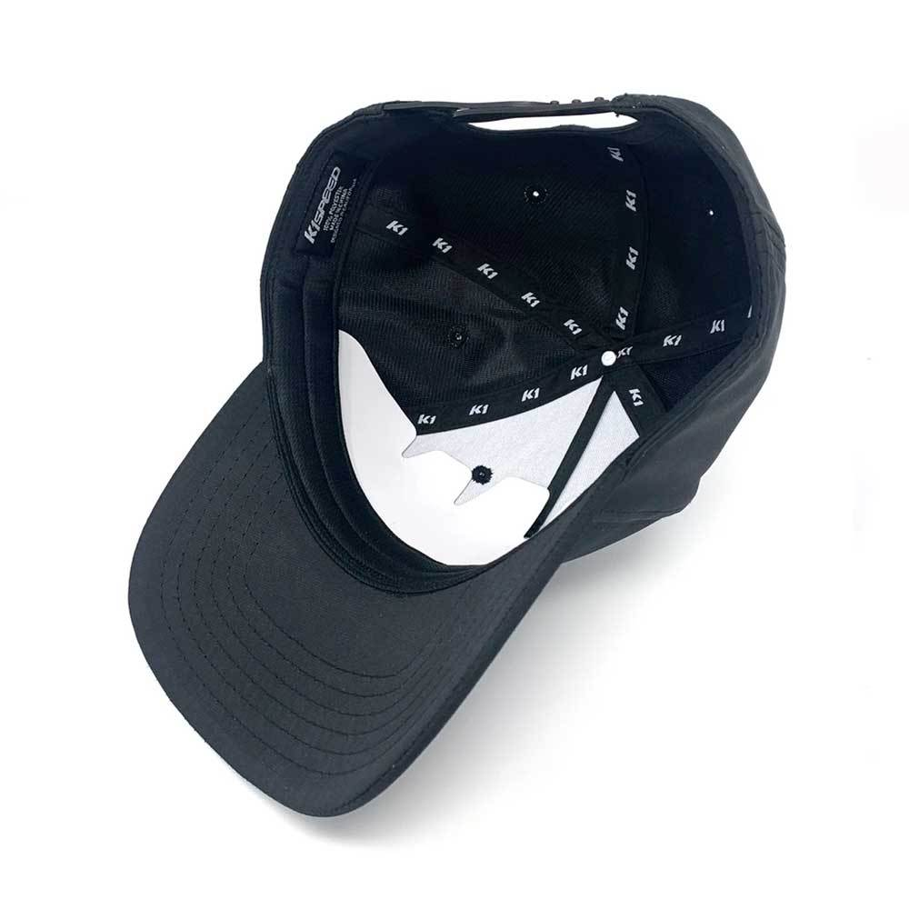 K1 03 Hat Black Back